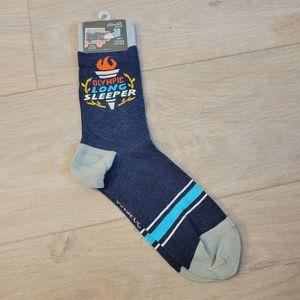 2/$15 Olympic Long Sleeper Socks